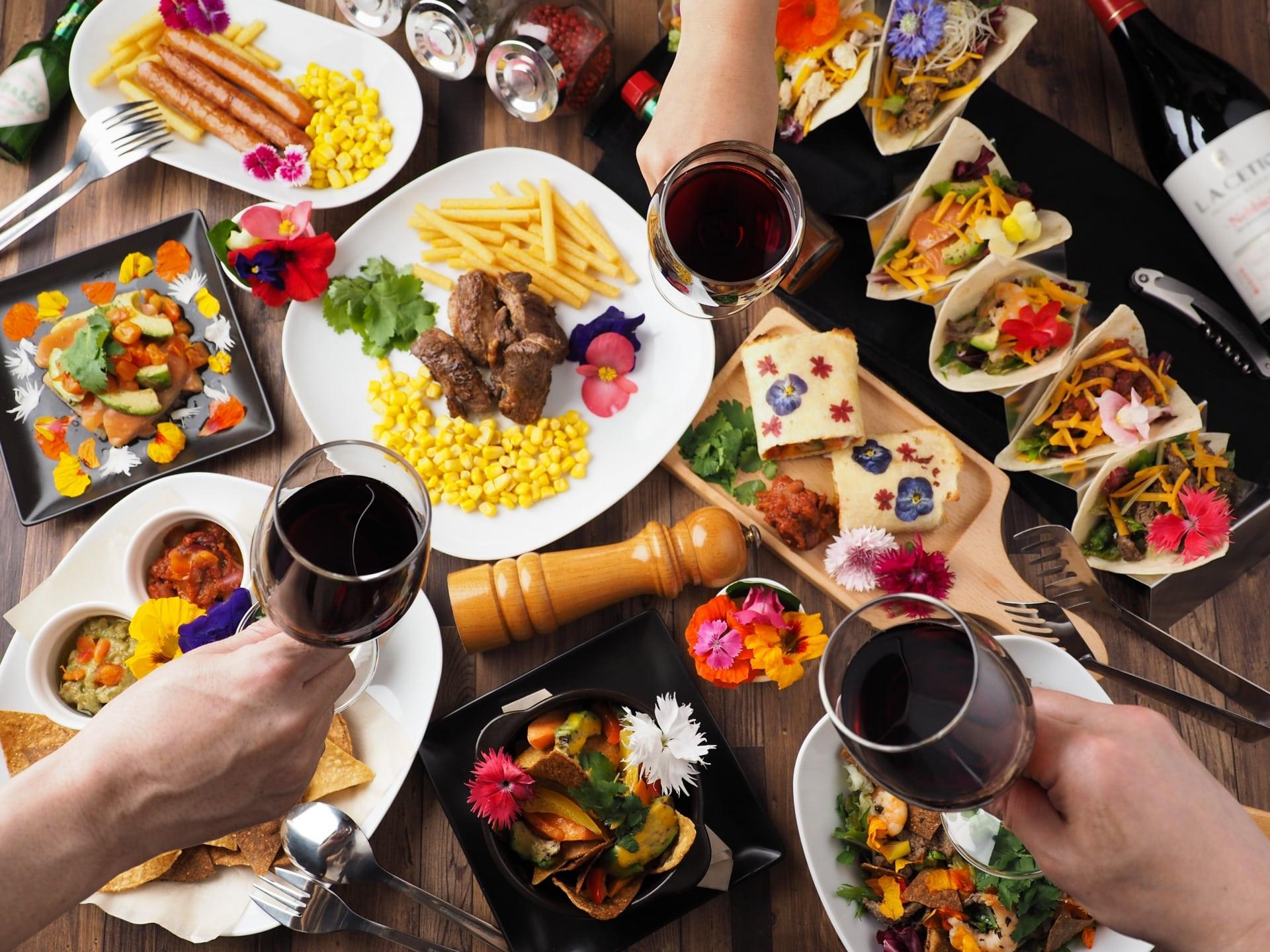 グリーンライフサービスアパートお肉とお酒の夜会