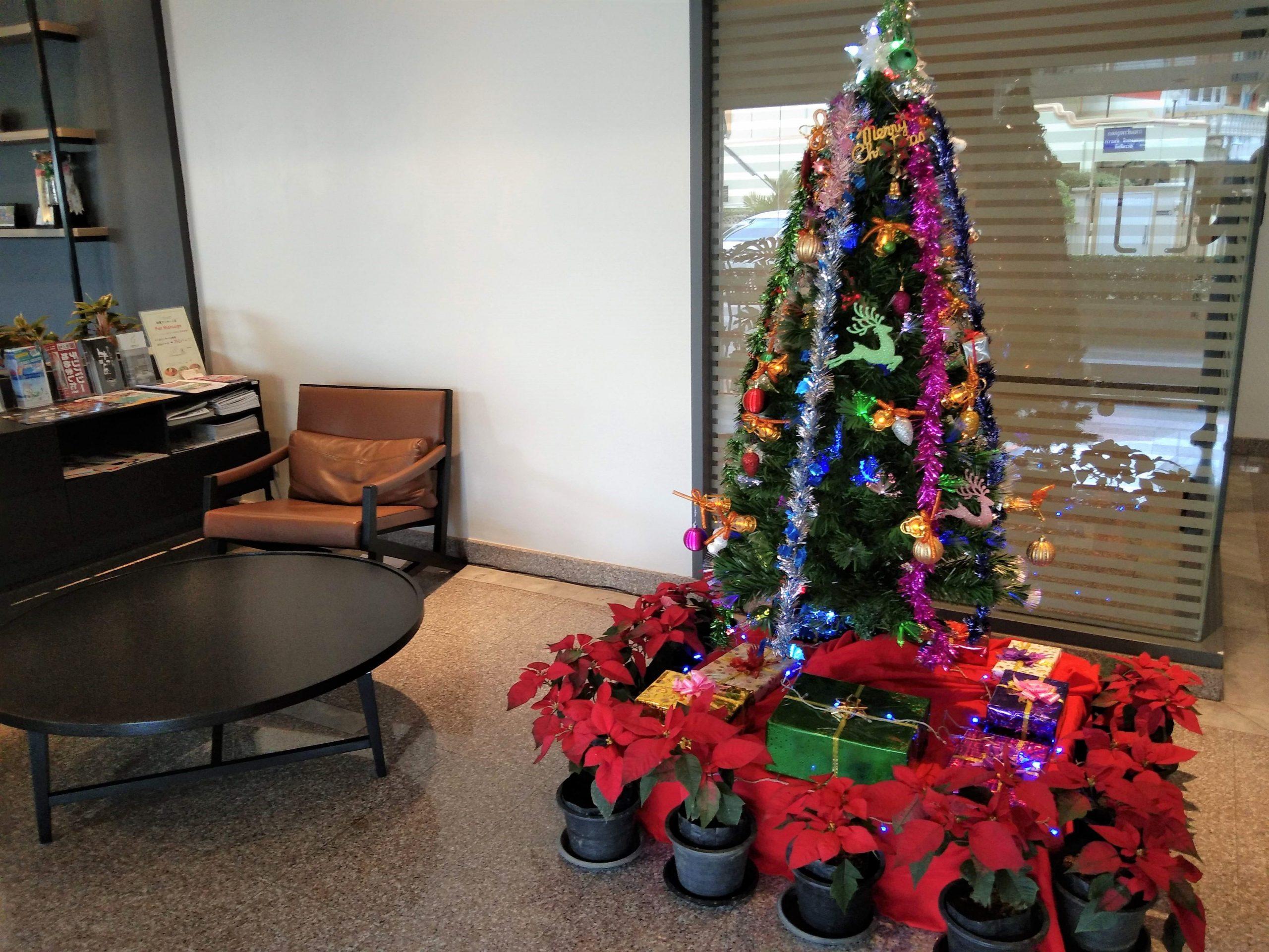 グリーンライフ サービスアパート クリスマス