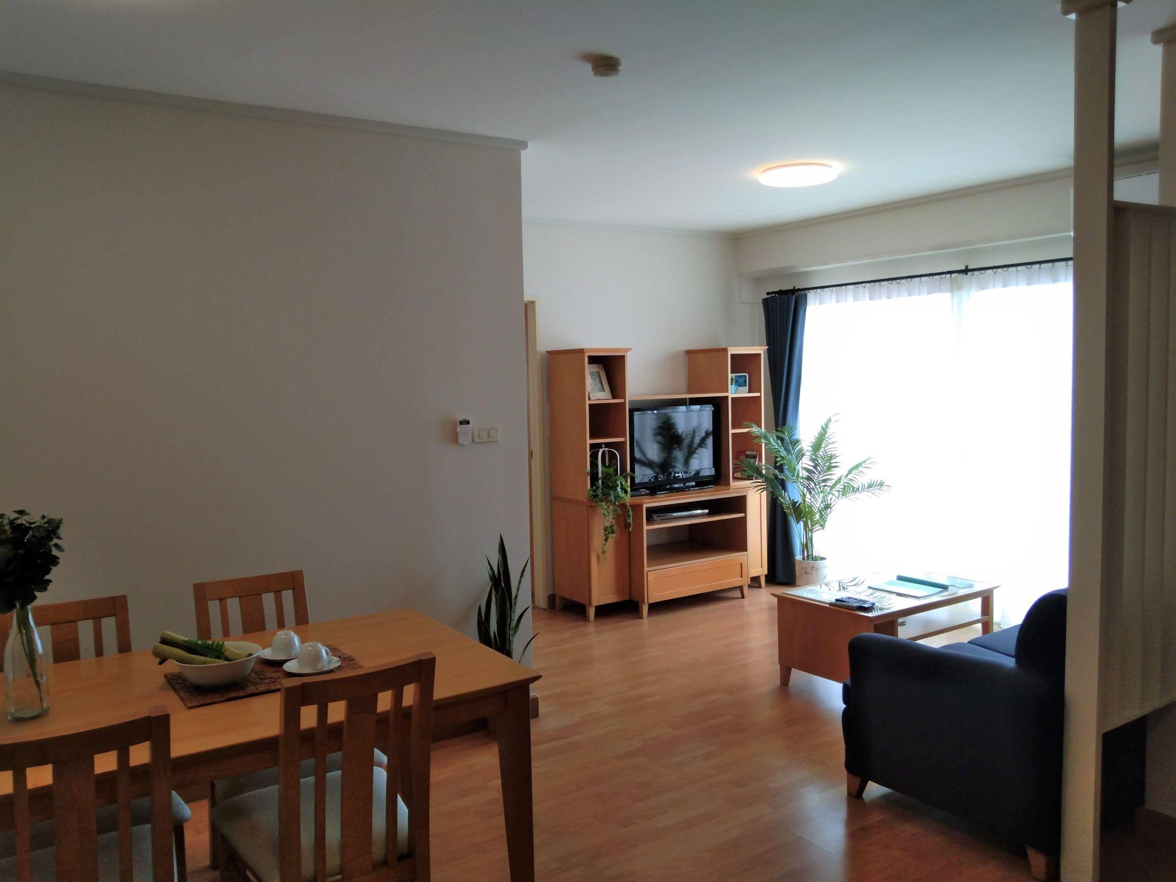 グリーンライフ サービスアパート 家族向け2ベッドルーム